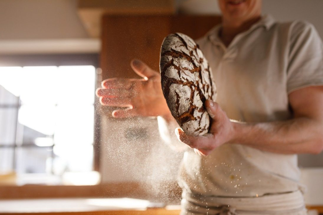 朝がパン食だと太りやすい