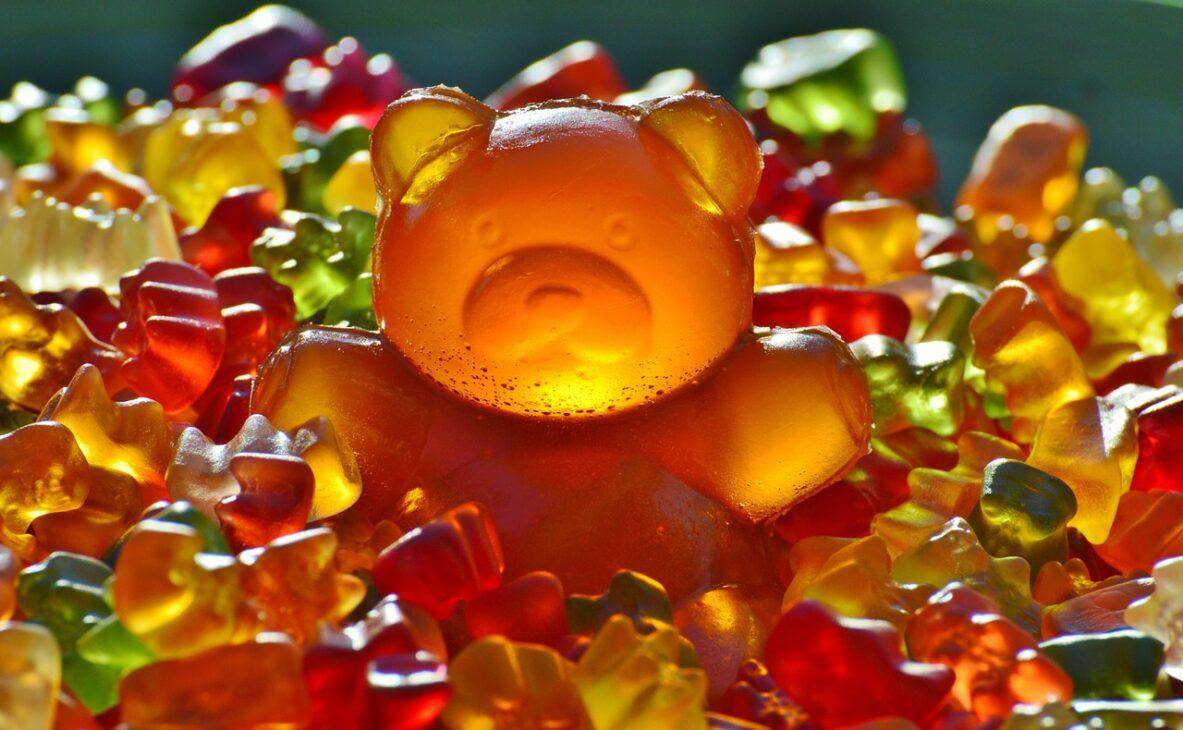 【ダイエット】糖質控えめで固くて添加物が少ない「グミ」3