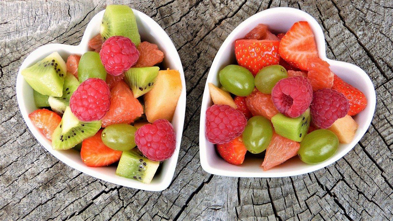 甘味を感じたい時には果物!果物の糖分は血糖値が上がりにくい